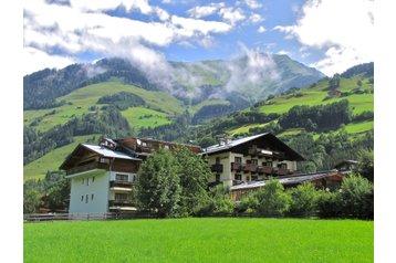 Rakousko Penzión Rauris, Exteriér