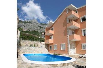 Kroatien Byt Makarska, Exterieur
