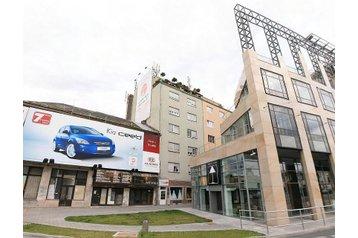 Slovensko Penzión Bratislava, Exteriér