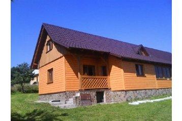 Slovensko Chata Sihelné, Exteriér