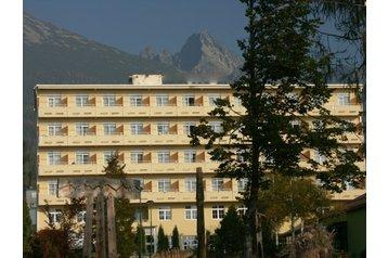 Slowakei Hotel Nový Smokovec, Neuschmecks, Exterieur