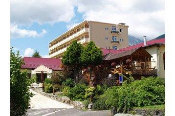 Slowakei Hotel Neuschmecks / Nový Smokovec, Exterieur