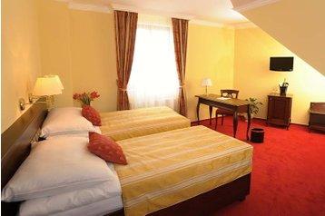 Čekija Hotel Jičín, Eksterjeras