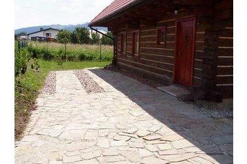 Slovensko Chata Hrabušice, Exteriér