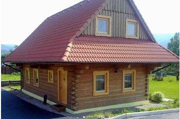 Slowakije Chata Hrabušice, Exterieur