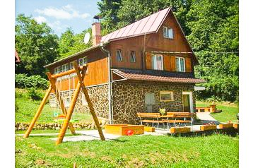 Slowakei Chata Bojnice, Weinitz, Exterieur