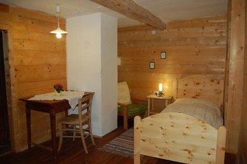 Rakousko Chata Mariahof, Interiér