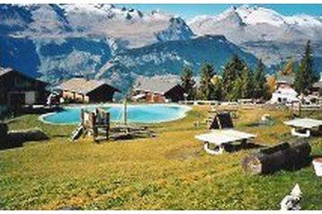 Švajčiarsko Privát Termen, Exteriér