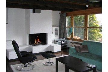 Švýcarsko Chata Frutigen, Interiér