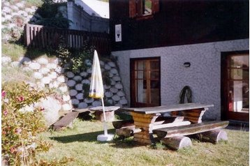 Švýcarsko Chata Anniviers, Exteriér