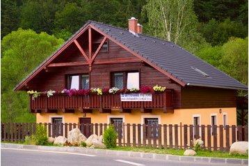 Slovensko Byt Bystrá, Exteriér