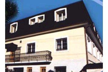 Slovacia Penzión Heľpa, Exteriorul