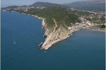 Čierna Hora Penzión Ulcinj, Exteriér
