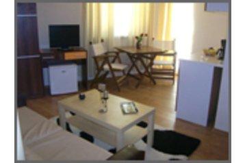 Bulharsko Hotel Primorsko, Exteriér