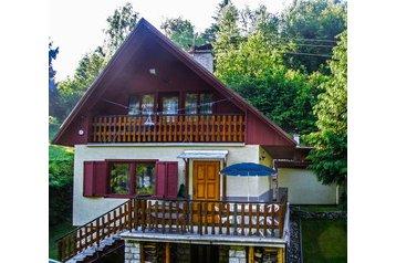 Slowakei Chata Chvojnica, Exterieur