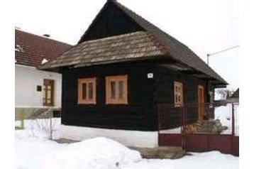 Slowakei Chata Veličná, Exterieur