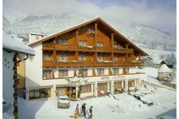 Rakousko Hotel Telfes, Exteriér