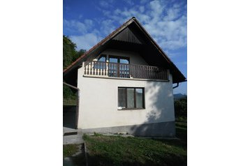 Slovensko Chata Bukovina, Exteriér