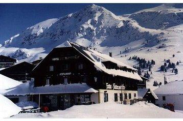 Rakousko Hotel Obertauern, Exteriér