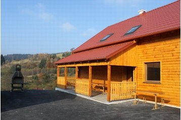 Slovensko Chata Dešná, Exteriér