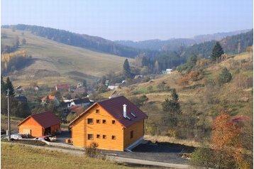 Slovakija Chata Dešná, Eksterjeras