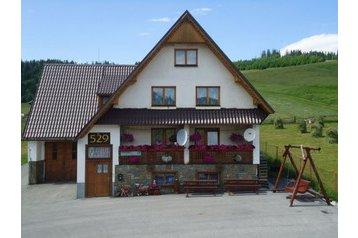 Slovacia Penzión Ždiar, Exteriorul
