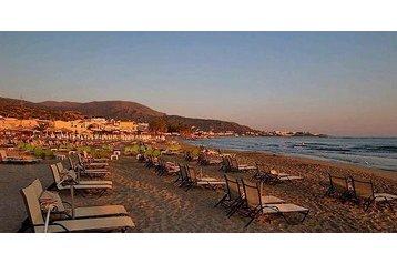 Řecko Hotel Stalida, Exteriér