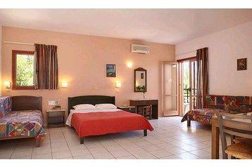 Grécko Hotel Stalida, Interiér