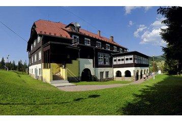 Slovensko Penzión Oravice, Exteriér