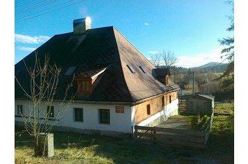 Česko Chata Lenora, Exteriér