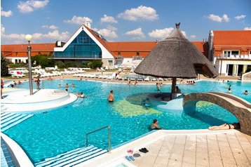 Ungarn Hotel Kehidakustány, Exterieur