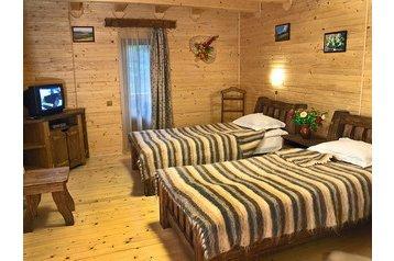 Ukrajina Hotel Yaremche, Interiér