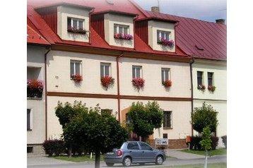 Česko Penzión Kladruby, Exteriér