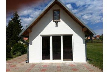 Slowakei Chata Podhájska, Exterieur