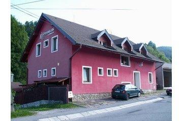 Slowakei Penzión Ružomberok, Rosenberg, Exterieur