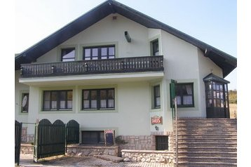 Slowakei Penzión Beharovce, Exterieur