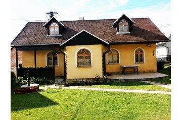 Slovakija Chata Mojtín, Eksterjeras