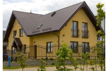 Polsko Privát Władysławowo, Exteriér