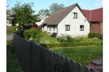 Tschechien Chata Svratouch, Exterieur