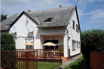 Maďarsko Chata Balatonmáriafürdő, Exteriér