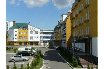 Ukrajina Hotel Kyiv, Kyjev, Exteriér