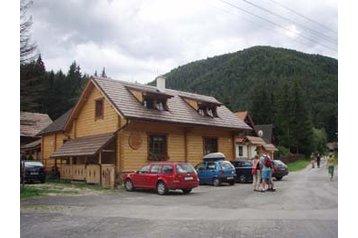 Slovacia Penzión Hrabušice, Exteriorul