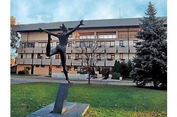 Slovensko Hotel Komárno, Exteriér
