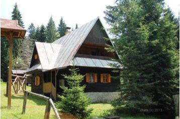 Slowakei Chata Látky, Exterieur