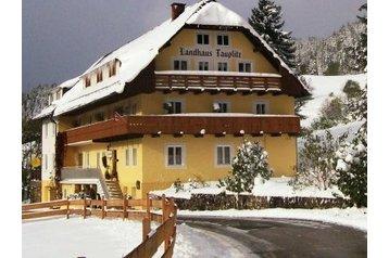 Rakousko Hotel Tauplitz, Exteriér
