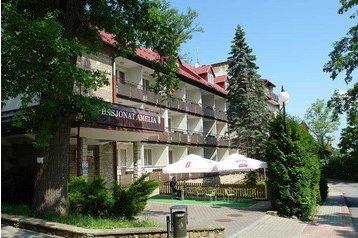 Polen Penzión Iwonicz-Zdrój, Exterieur