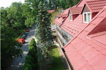 Polsko Penzión Iwonicz-Zdrój, Exteriér