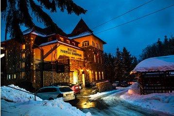 Romania Hotel Predeal, Esterno
