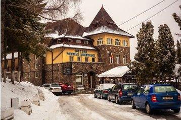 Rumunjska Hotel Predeal, Eksterijer
