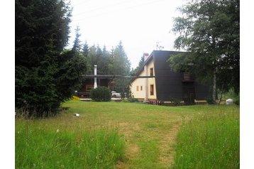 Slowakei Chata Štôla, Exterieur